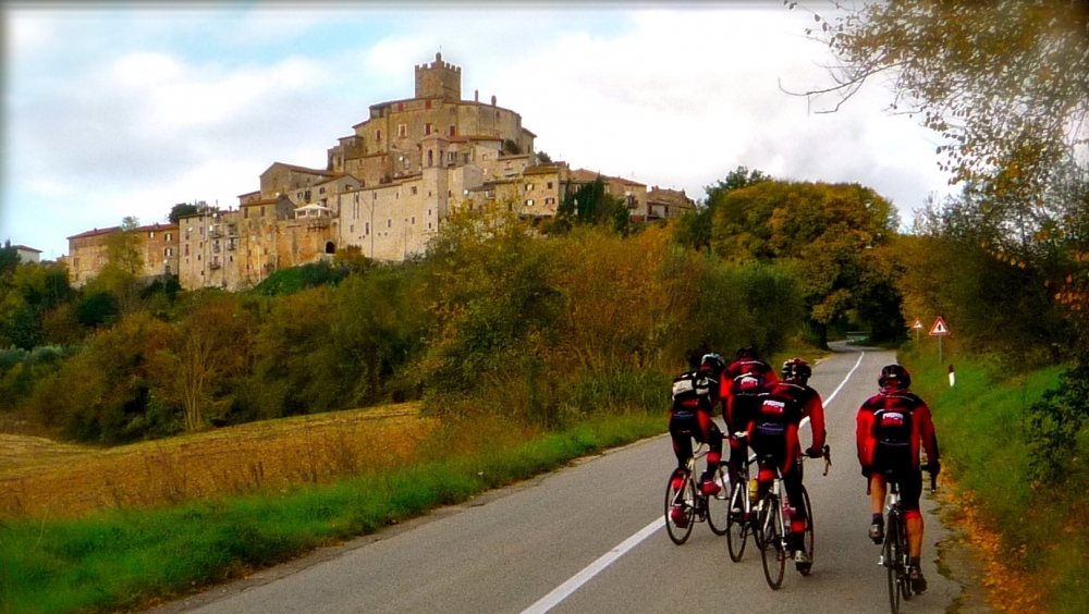 L'Umbria del Grand Tour - Randonnée - BIKEMOTION