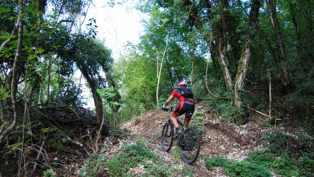 Greenway del Nera Adventure Trail - BIKEMOTION